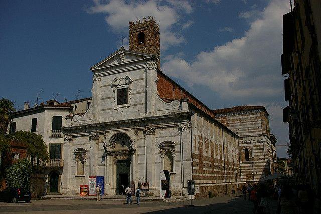 Lucca - SS Giovanni e Reparata.