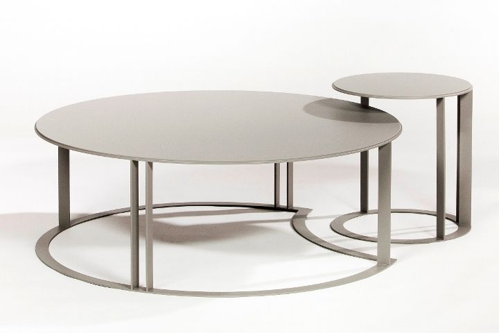 Bijpassende set salon tafel bijzettafel keramiek salon en