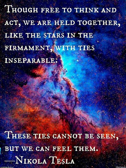Nikola Tesla Quotes Iphone Wallpapers Like Stars In The Firmament Nikola Tesla Musings