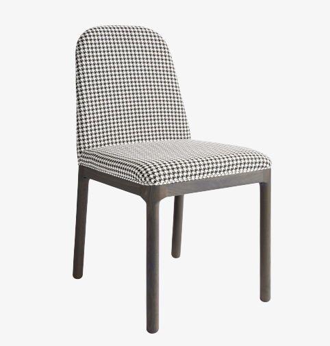 chaises habitat, achat bet chaise de salle à manger en tissu