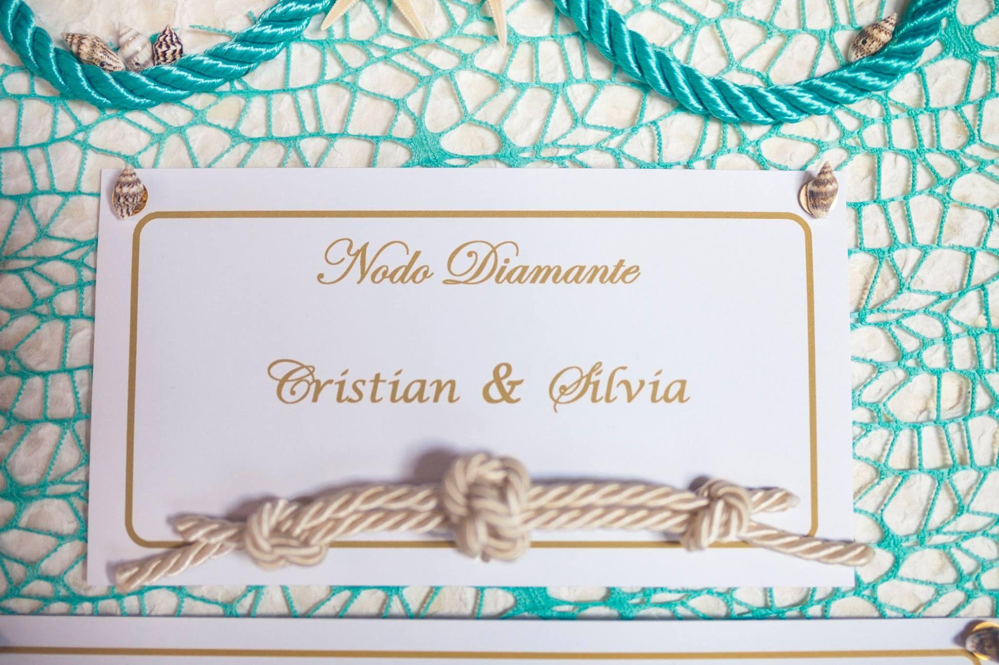 Segnaposto Matrimonio Nodi Marinari.Wedding Mare Tema Mare Matrimonio Spiaggia Conchiglie Stelle