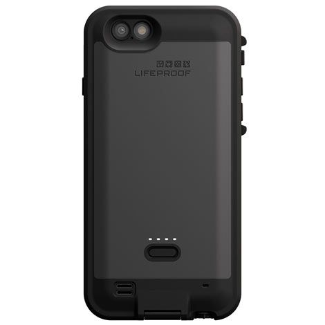 los angeles 32f63 09018 WaterProof iPhone 6s Plus and iPhone 6 Plus Battery Case | FRĒ POWER ...