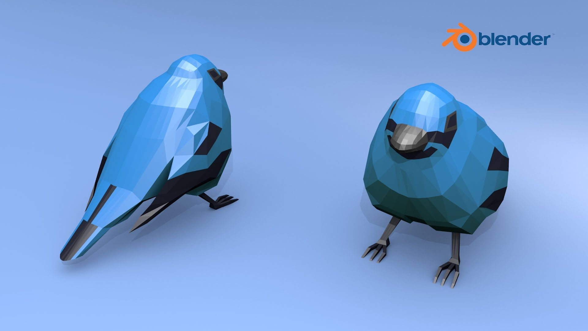 Blender demo low poly bird speed design blender pinterest blender demo low poly bird speed design baditri Choice Image