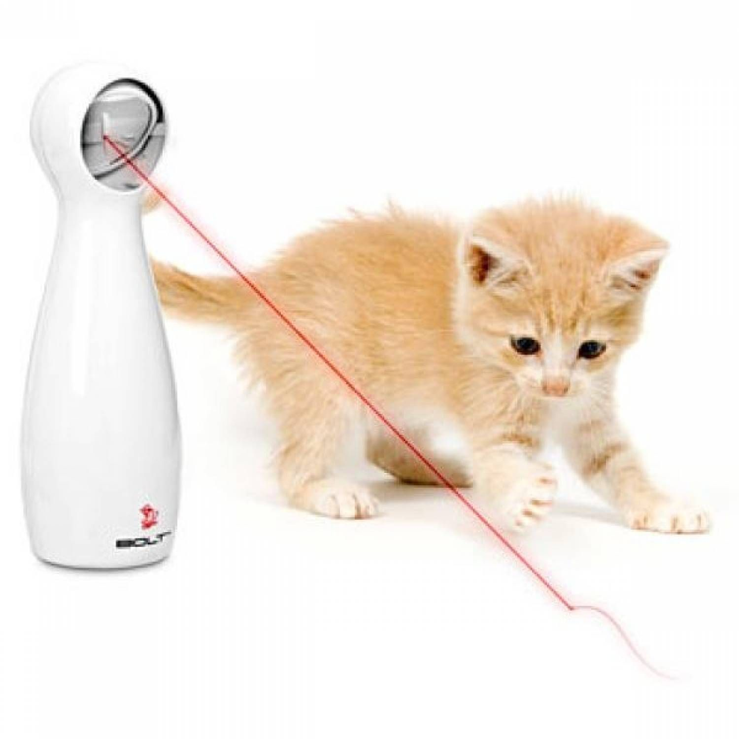 Frolicat Bolt Laser Interactive Pet Cat Toy (With images