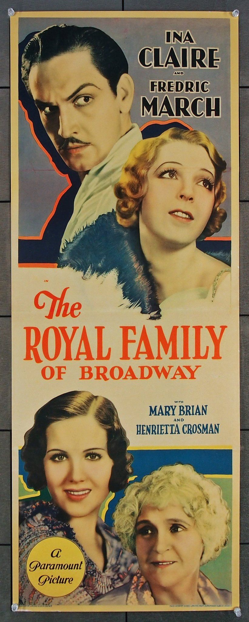 Download The Royal Family of Broadway Full-Movie Free