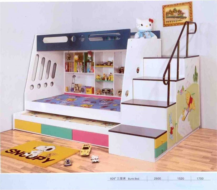 99 Bunk Bed For One Child Wall Decor Ideas For Bedroom Check More