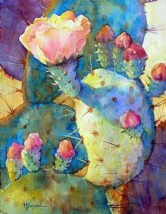 Image result for prophetic art rose in the desert