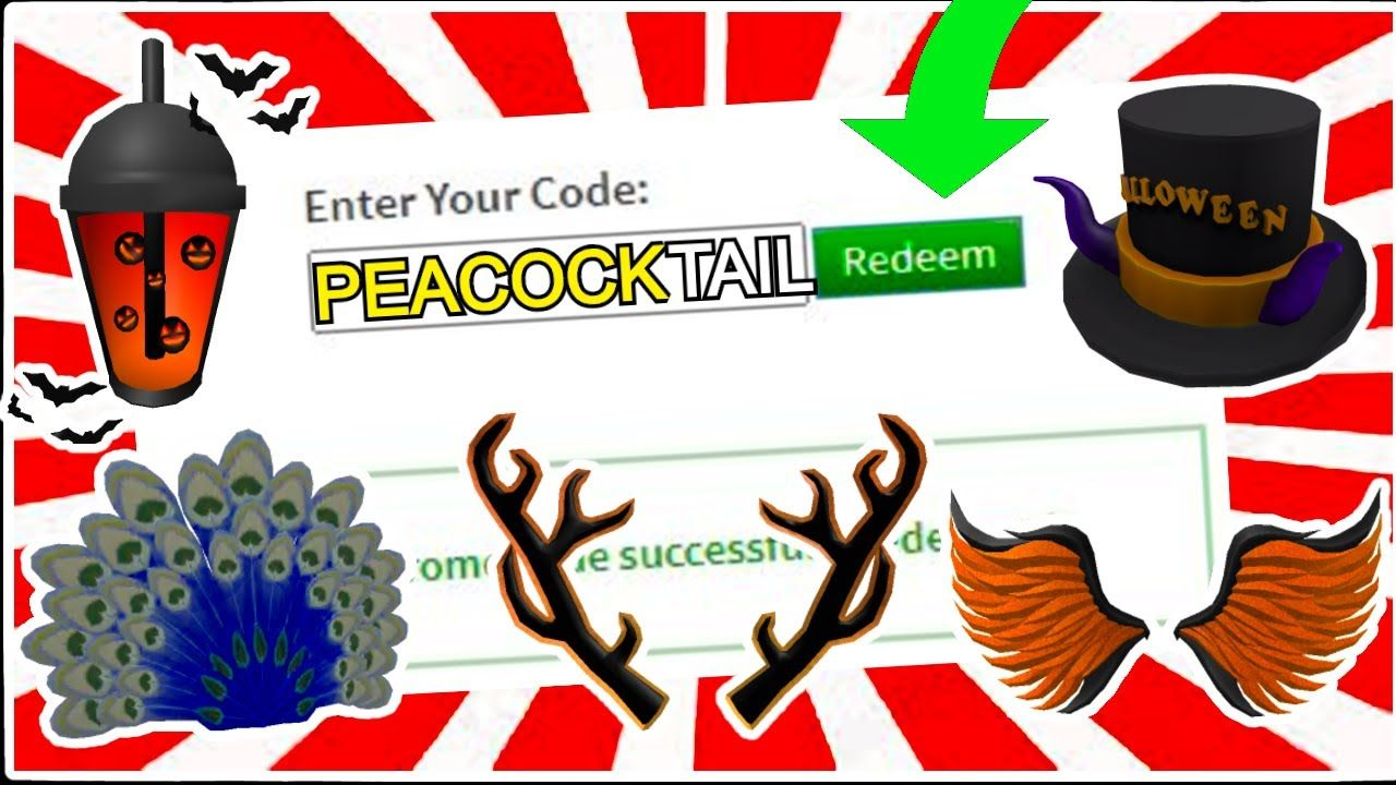 5 Codes New Upcoming Halloween Promo Codes In Roblox October 2020 Ha In 2020 Roblox Halloween Coding