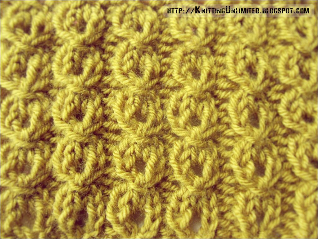 Mock cables ribbing stitch pattern | knittingunlimited.blogspot.com ...