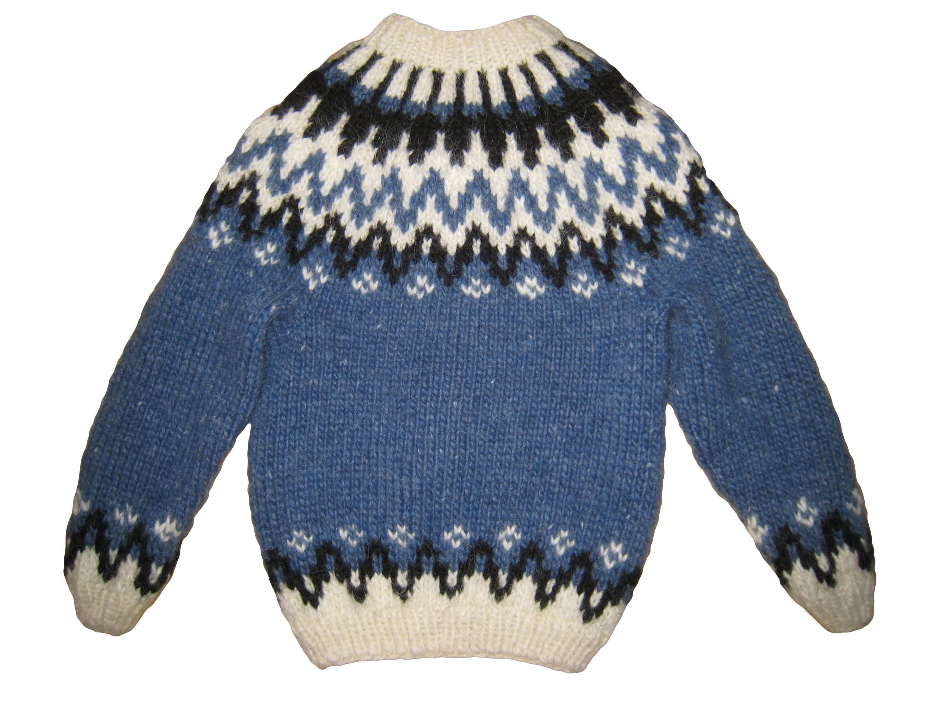 Free Easy Knitting Patterns | Free Knitting Patterns-Pullover ...
