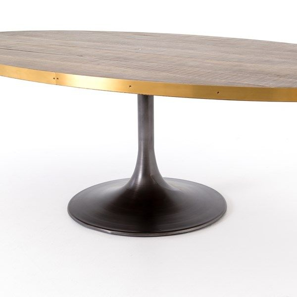 Dining Room Evans 98 Oval Dining Table Oval Table Dining