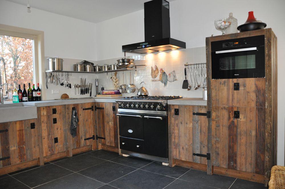 Landelijke keuken restylexl product in beeld de beste keuken idee n uw huis - Credenza voor keuken ...