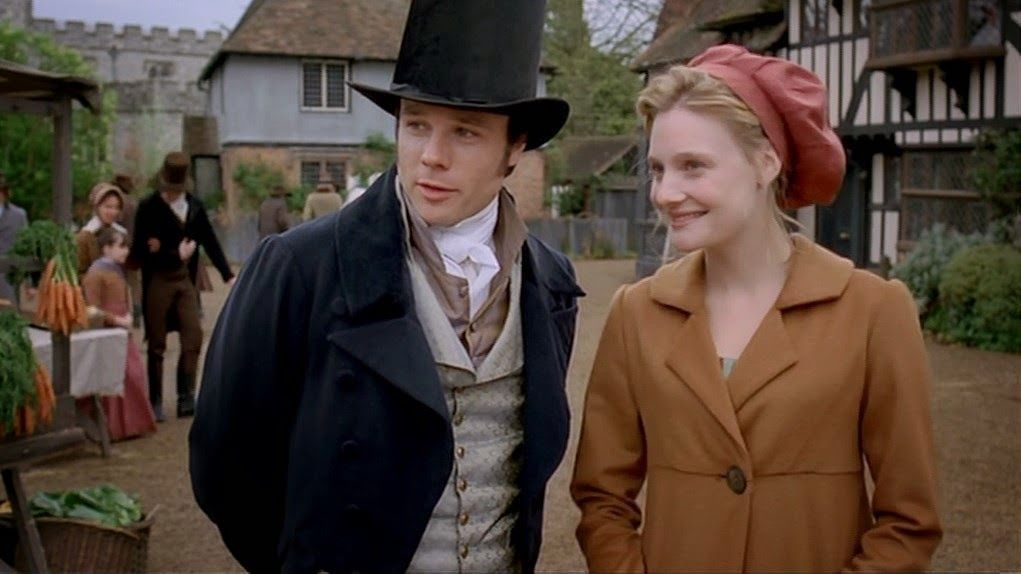 Along the Brandywine: Movie Review: Emma '09 with Romola Garai and Jonny Lee Miller – BBC