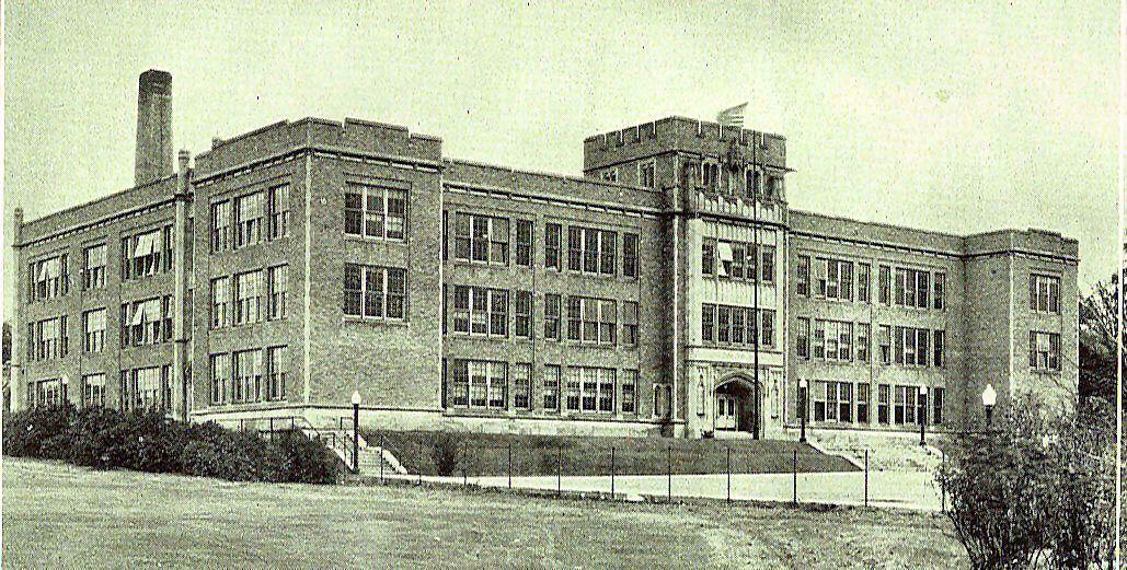 Creston high school_1929 grand rapids