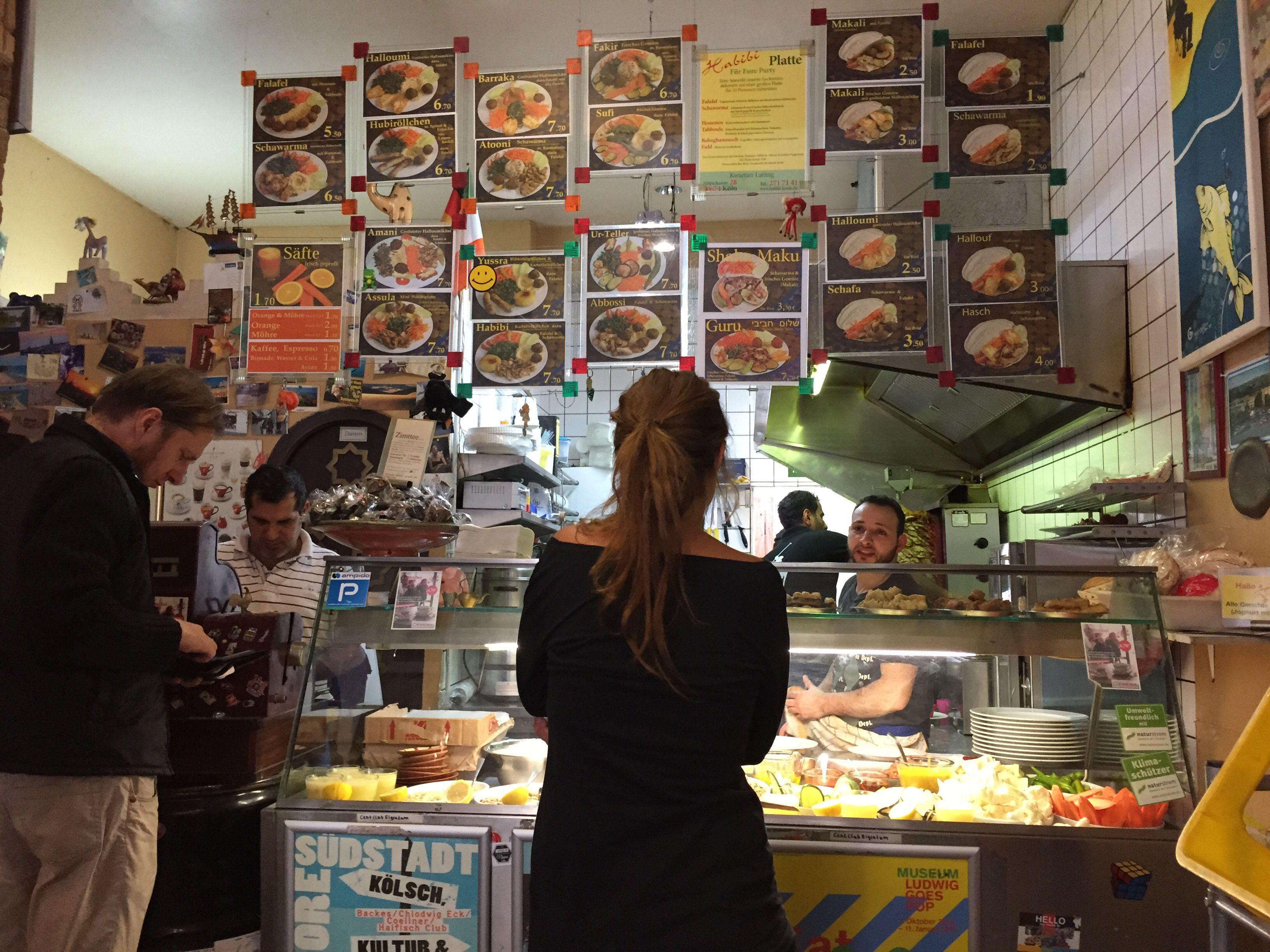 Libanesisches Restaurant Köln
