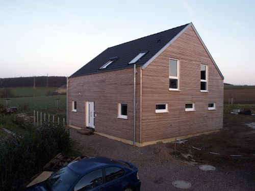 satteldach modern 151 kd sparrendach luxhaus haus mit modernisieren