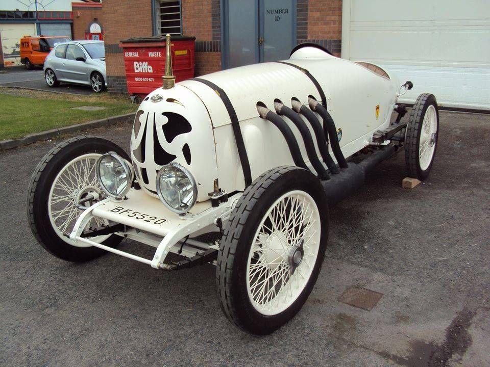 1914 Fafnir - 1918 Hall - Scott Aero Engine (USA) | Racers From the ...