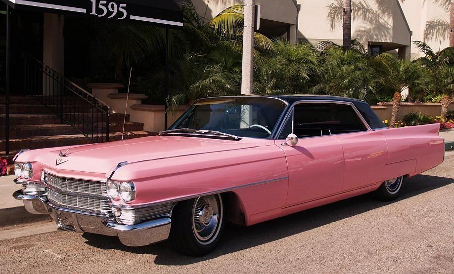 1963 Cadillac DeVille \