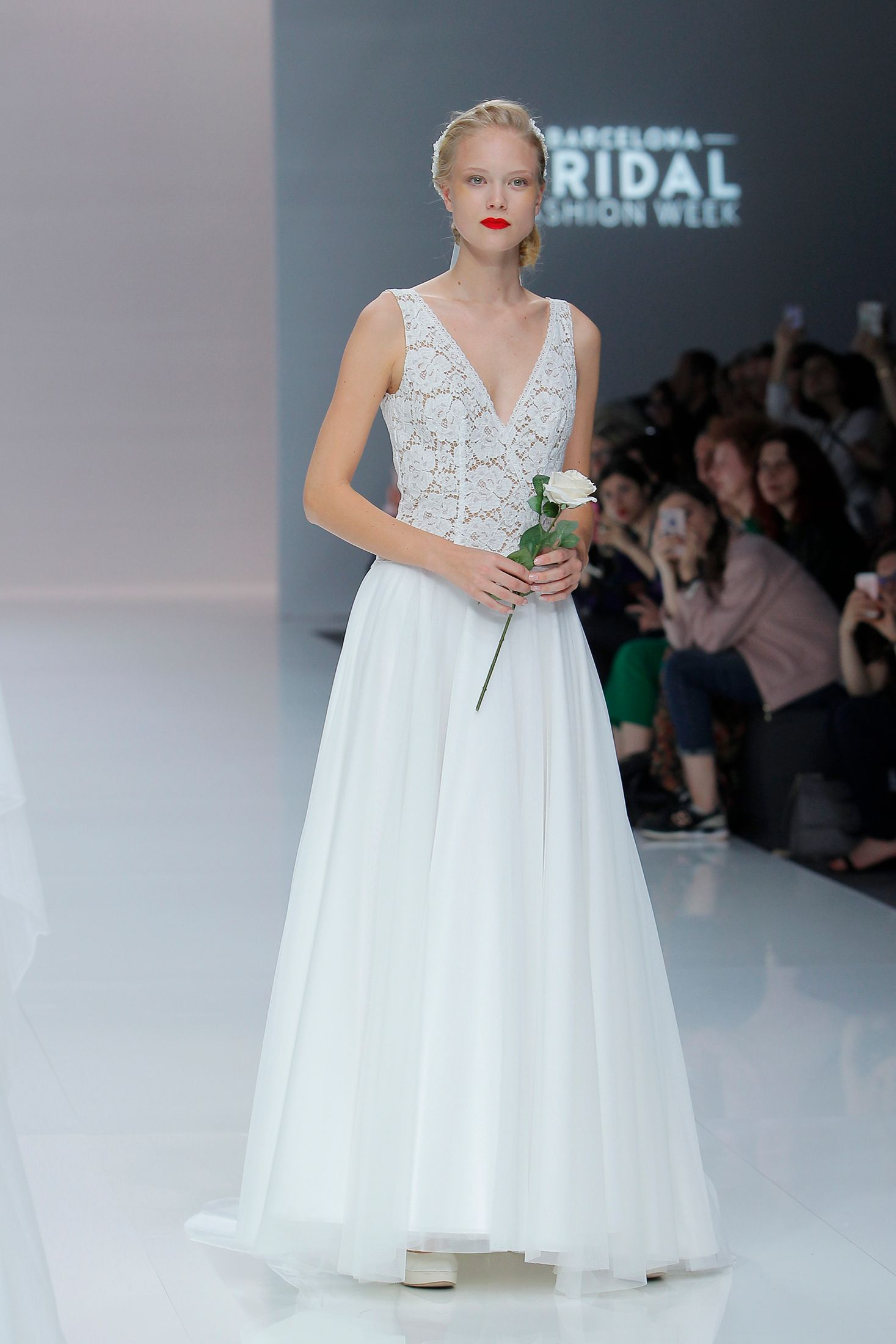 Vestido de Novia de Cymbeline - CY 018 #wedding #bodas #boda ...