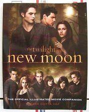 twilight saga new moon the official illustrated movie