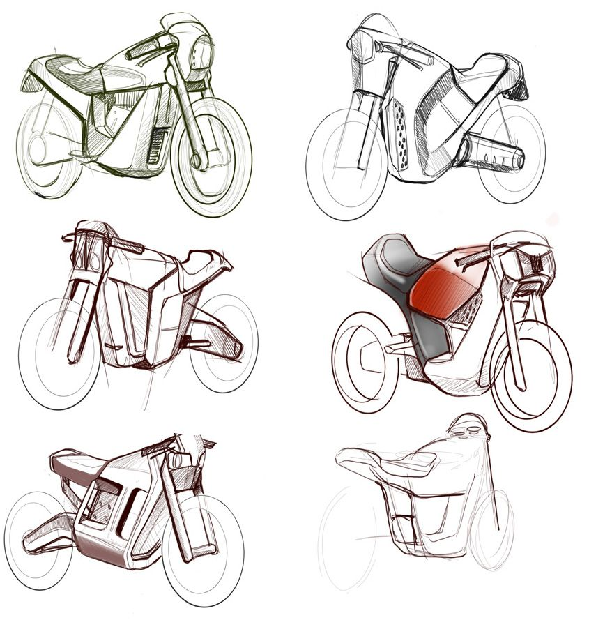 Motorcycle anatomy (pinned 09/11/2014) Chariot research. | Honours ...