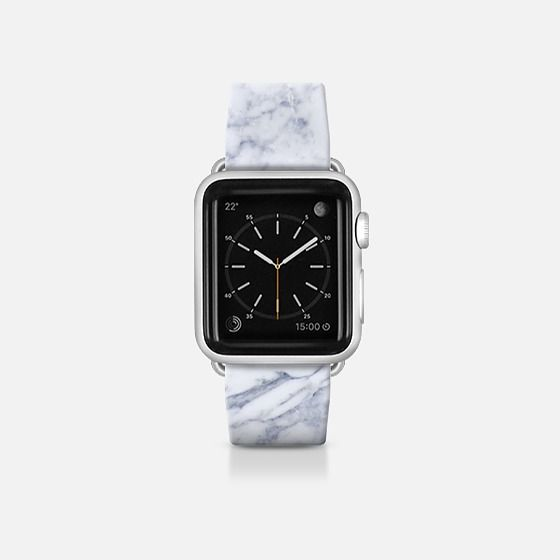 MARBLE GOLD by Monika Strigel - Casetify Band
