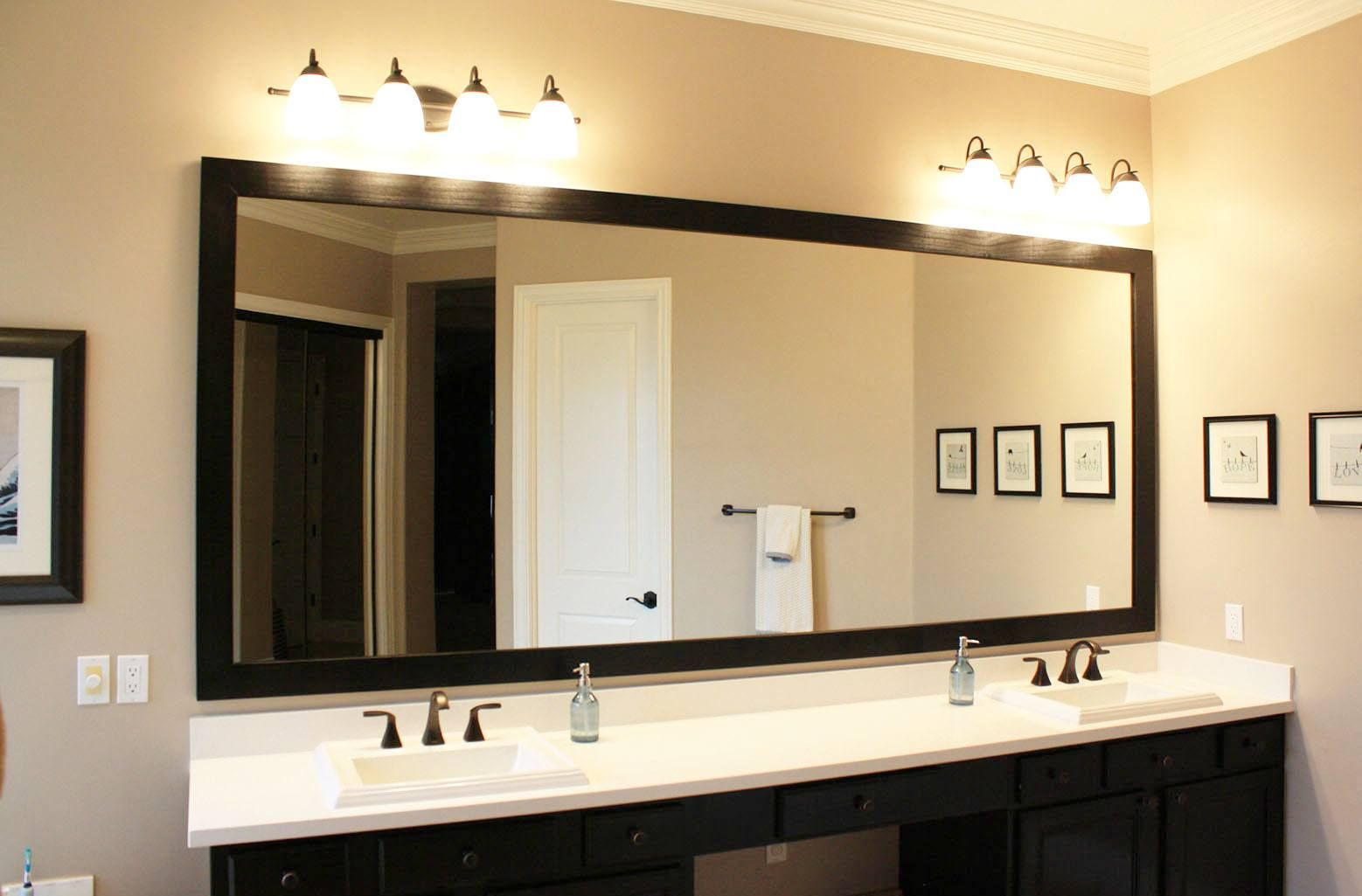 17 Bathroom Mirrors Ideas Decor