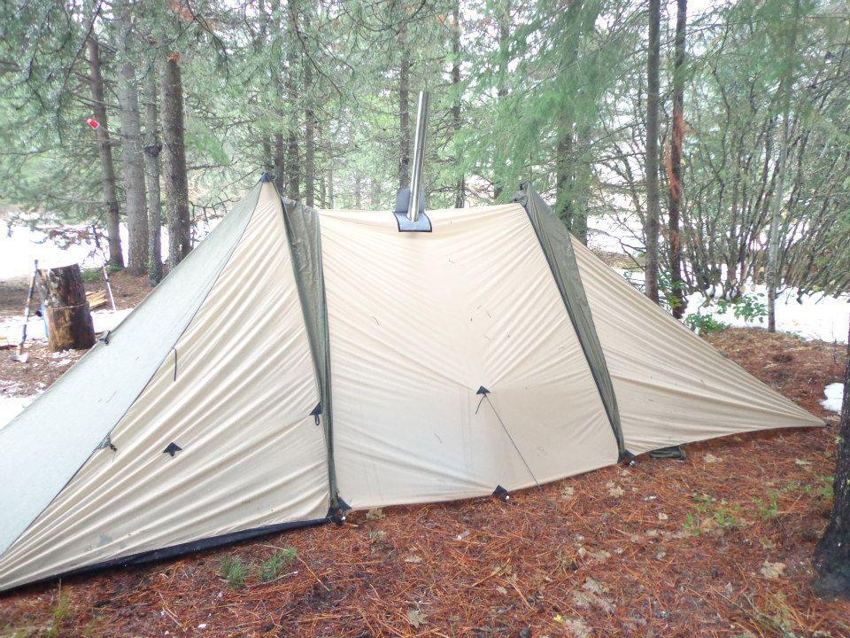 Seek Outside Lilu0027 Bug Out Tent - Base Tarp ... & Seek Outside Lilu0027 Bug Out Tent - Base Tarp Base | Carvans ...