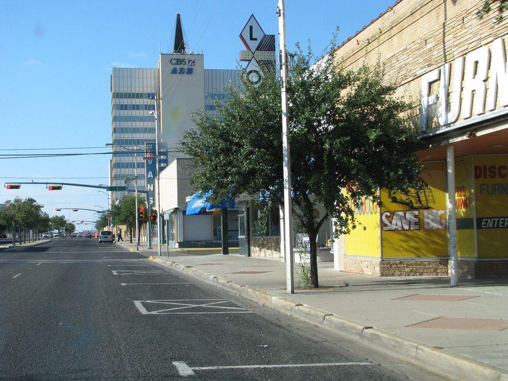 Odessa Tx Downtown