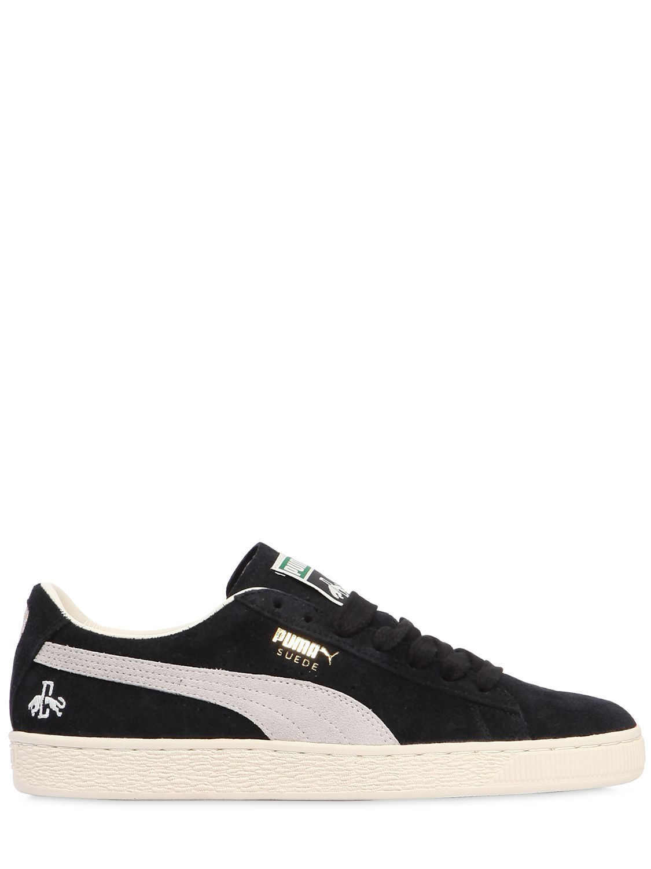 PUMA SUEDE CLASSIC RUDOLF DASSLER SNEAKERS. #puma #shoes