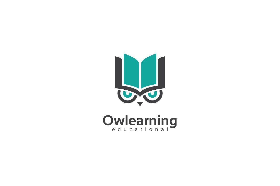 Owl Book Logo Book Logo Professional Logo Design Owl Books