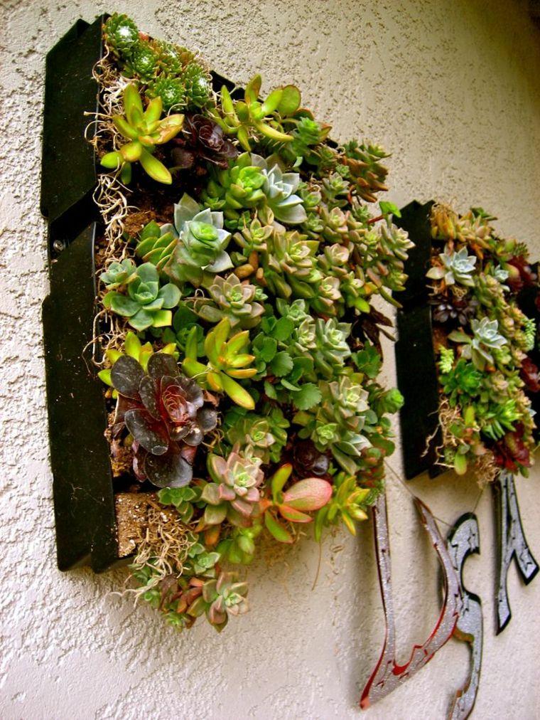 ideas para hacer un jardín vertical | Bricomanía | Pinterest ...