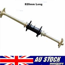 4 Stud Hubs Rear Axle Assembly for ATV Quad Buggy Gokart