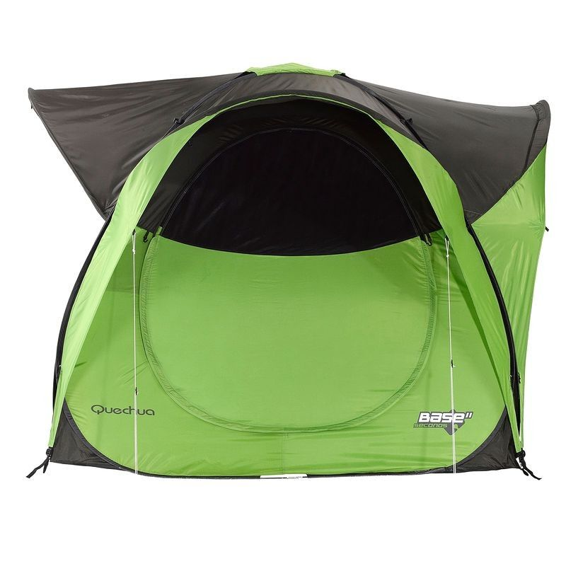 35 - Hiking C&ing - Base Seconds Pop Up C&ing Shelter QUECHUA - Tents  sc 1 st  Pinterest & 35 - Hiking Camping - Base Seconds Pop Up Camping Shelter QUECHUA ...