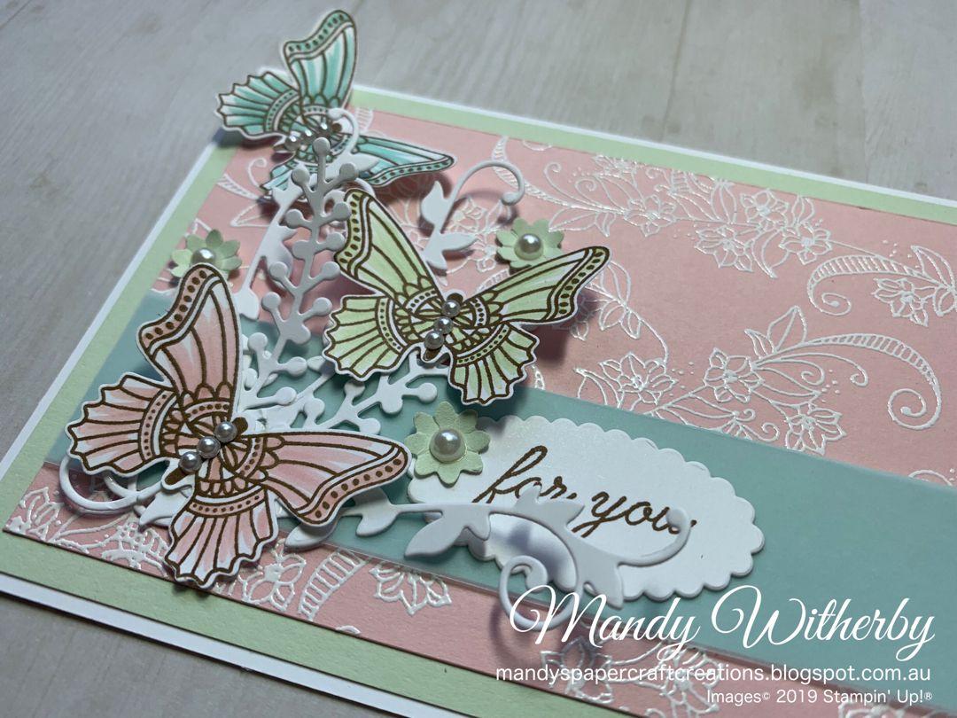 Beautiful Butterflies - Stampin' Up!