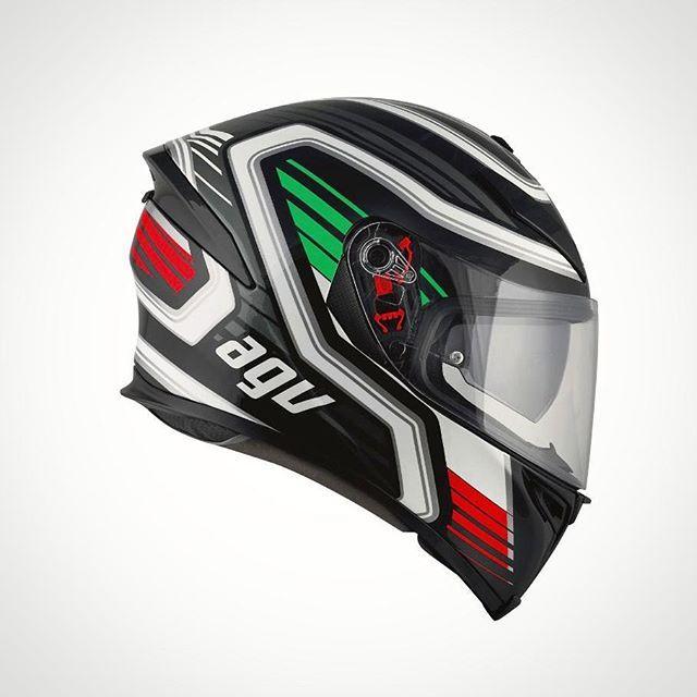 AGV AX-8 DS EVO GT Helmet Review at RevZilla.com - YouTube