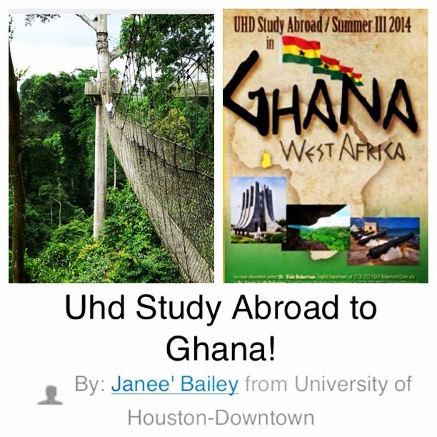 Our Abroad101 Student of the Week #0007, Janee', is going out of the country for the first time on her study abroad trip to Ghana!   Check out more about her fundraiser here: http://blog.goennounce.com/abroad101-student-of-the-week-0007-janee-bailey/?r=pinterest