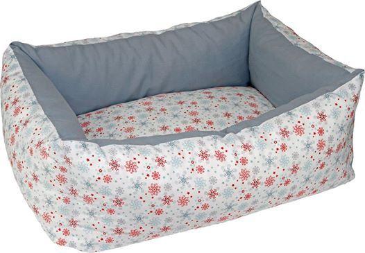 Hier gehts direkt zum Produkt: www.schneiderei-romanos.de/produkt/hundebett-schneeflocke-grau/