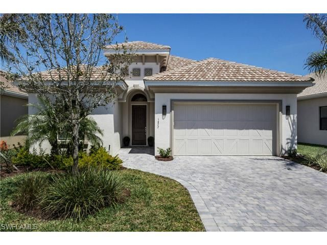 Gorgeous newer construction home on Serrano Cir in Andalucia | Naples, Florida