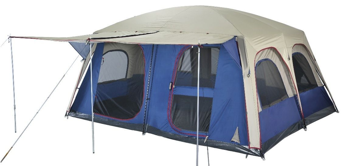 SOLD OUT OZtrail Sportiva Lodge Combo Large Family Tent - Sleeps 12  sc 1 st  Pinterest & SOLD OUT OZtrail Sportiva Lodge Combo Large Family Tent - Sleeps ...