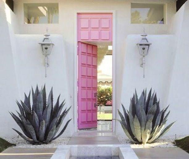 Colored Doors 8