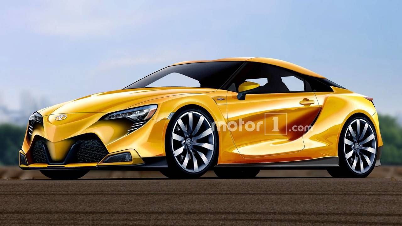 Toyota GR86 To Replace 86 Plus Pack More Than 255 Hp