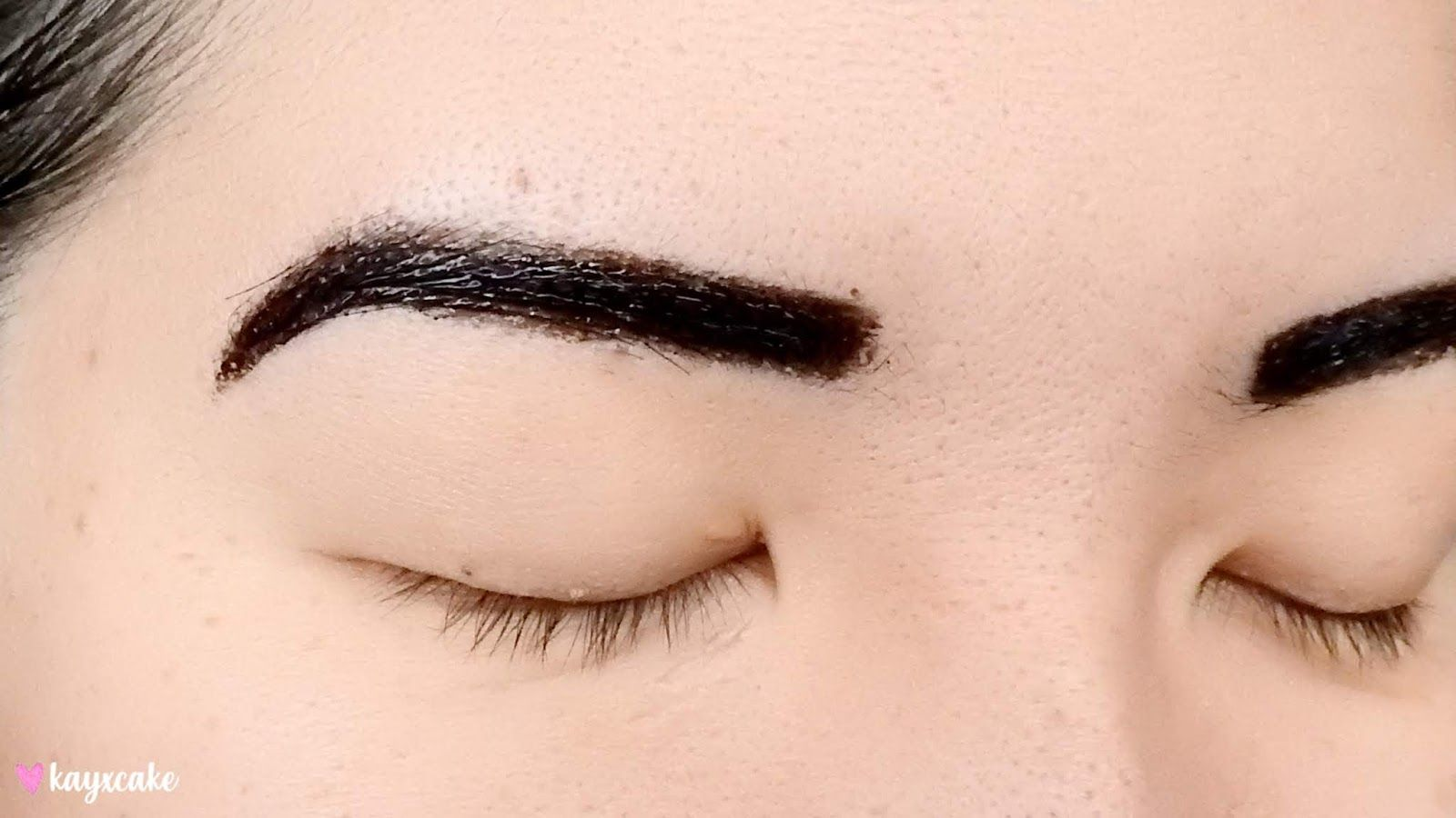Maybelline Tattoo Brow Gel Tint ♡ Review Maybelline