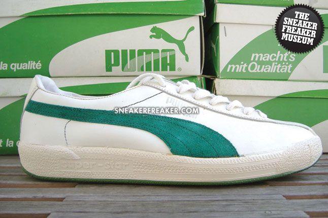 Puma tennis, Sneakers, Puma