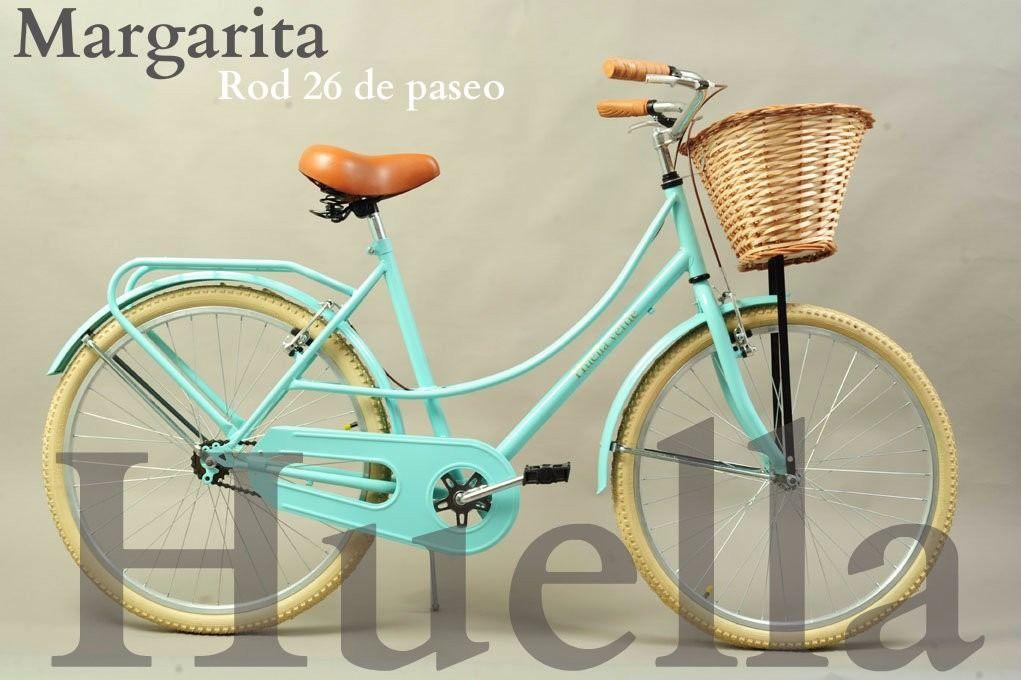 Bicicleta Dama De Paseo Retro Vintage 4 950 00 Bicicletas Bicicletas Vintage Bici