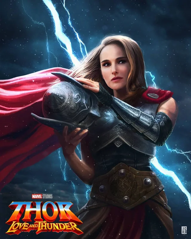 Mighty Thor Fan Art By Jackson Caspersz Marvelstudios Marvel Superheroes Marvel Marvel Comic Universe