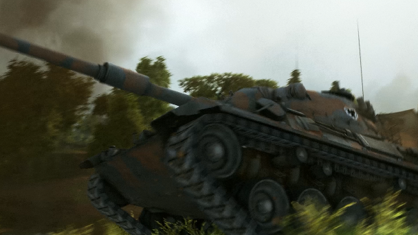 World of Tanks is the first and only teambased massively