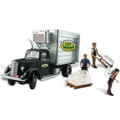 Figure 8 Cars For Sale: Trucks, Ice Truck, Ho Scale