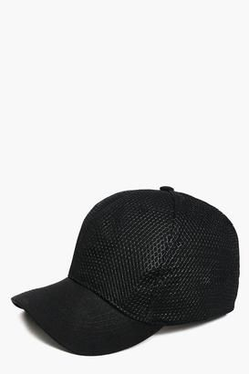 boohoo Harriet Mesh Cap #hat #womens