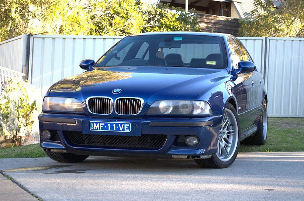 Bmw E39 M5 Avus Blue Bmw E39 Bmw Bmw Car